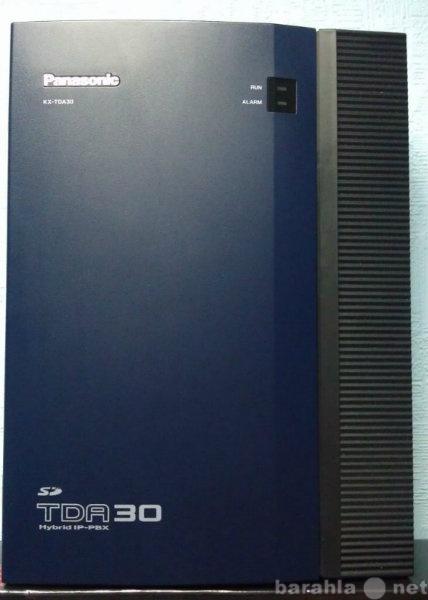 Продам МиниАТС Panasonic KX-TDA30