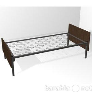 Продам кровати металлические для школ
