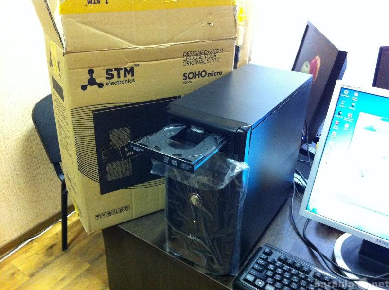 Продам: Компактный системный блок SOHO micro
