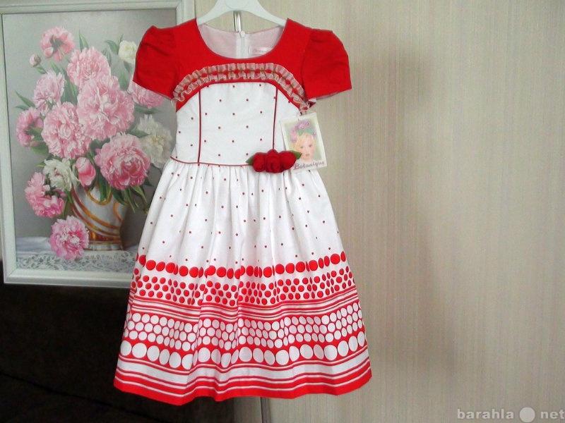"""Предложение: платья для девочек  """"Botanique&quot"""
