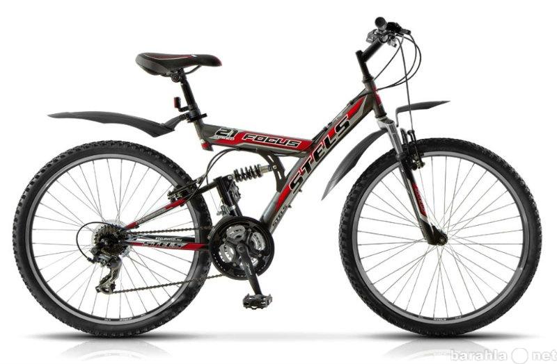 Продам: велосипед 2-ух подвесный;