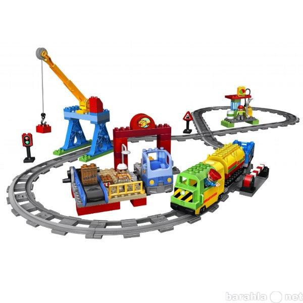 Продам Новый Лего Дупло - Поезд