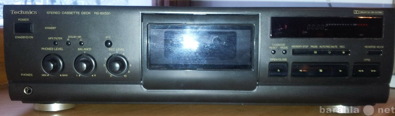 Продам: Кассетный стерео магнитофон