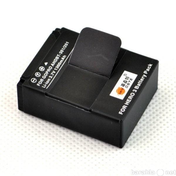 Продам: Аккумулятор для GoPro Hero3