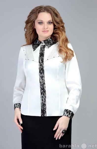 Продам Модная блуза бежевого цвета, размер 50!
