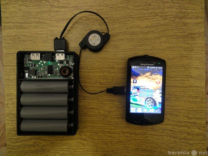 Продам Портативное зарядное устройство 10000 мА