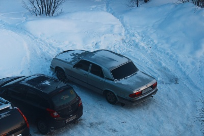 Продам автомобиль ГАЗ 31105 в Мурманске.