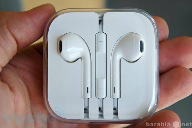 "Продам наушники ""EarPods"" от IPhone 5"