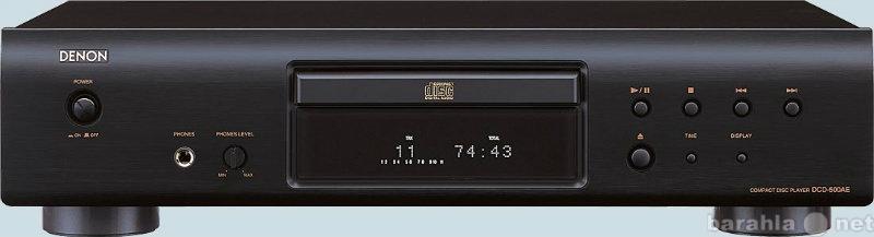 Продам: Продам CD проигрыватель Denon DCD 500AE