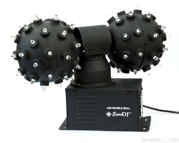 Продам EURO DJ LED DOUBLE BALL