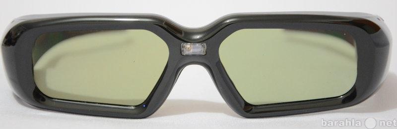 Продам: Затворные очки для проектора 3D DLP-Link