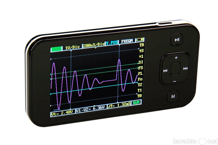 Продам ARM DSO201 Nano Осциллограф 1MHz