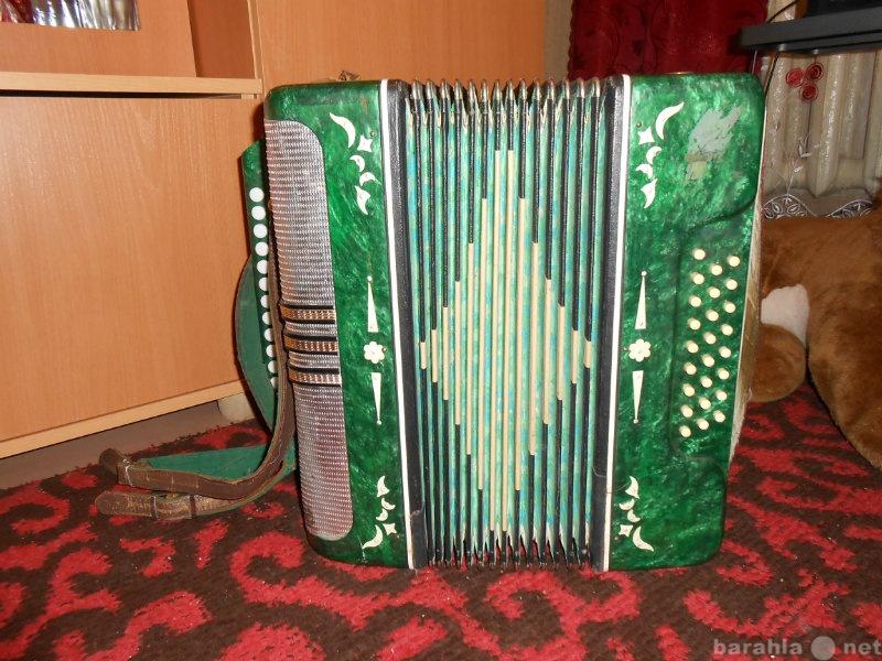 Продам Гармонь и аккордеон