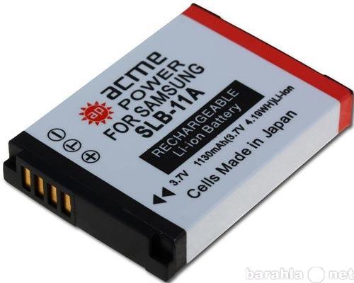 Продам: Аккумулятор для фото и видеокамер Li-ion