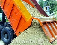 Продам Песок  щебень   чернозем  керамзит  бут