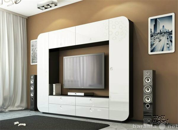 Продам Стенка белая iMeb мебель-неман в hi-tech