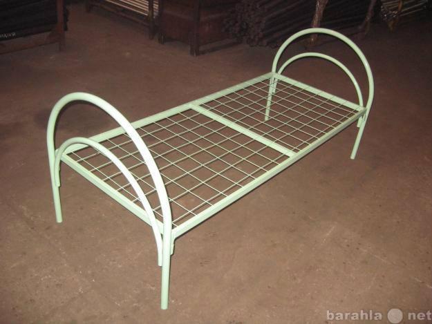 Продам Металлические кровати для строителей