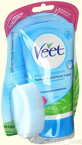 Продам крем для депиляции Veet