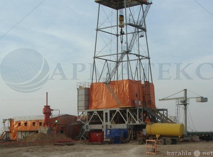 Продам: Буровое укрытие 630 гр/м2
