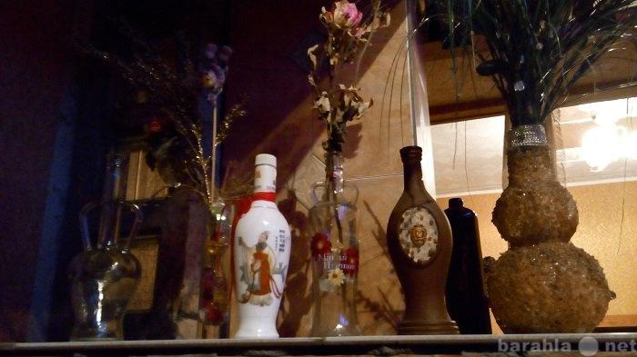 Продам Сувениры , вазы, декаративные  бутылки