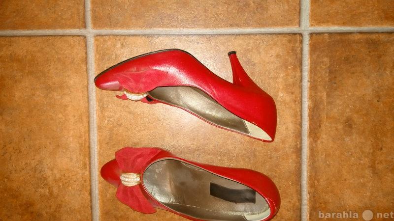 Предложение: Продаются кожанные туфли ,сапоги