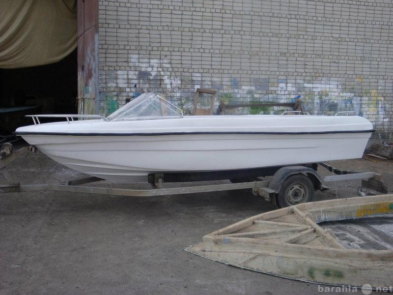 Продам лодку