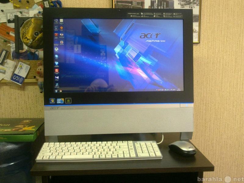 Продам: Сенсорный моноблок Acer Aspire Z3751 ИГР