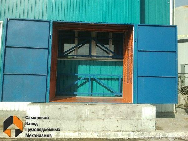 Продам Грузовой подъемник (лифт) шахтный