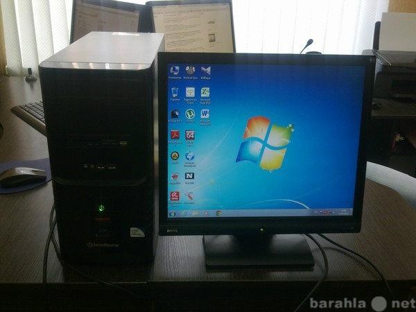 """Продам: Компьютер в сборе с монитором 15"""" 2"""