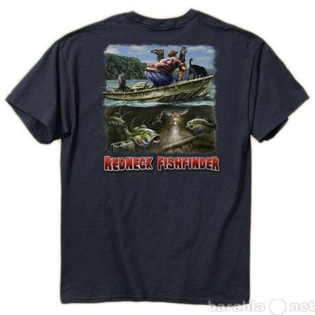Продам Футболка Buckwear Redneck Fish Finder