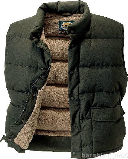 Продам Жилет пуховый Cabelas Fleece-Lined Down