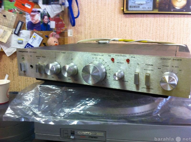Продам УСИЛИТЕЛЬ Амфитон 25У-002С-стерео
