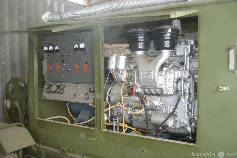 Продам Электростанция (дизель-генератор) АД30