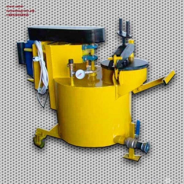 Продам установка для пеноблоков БАС-130