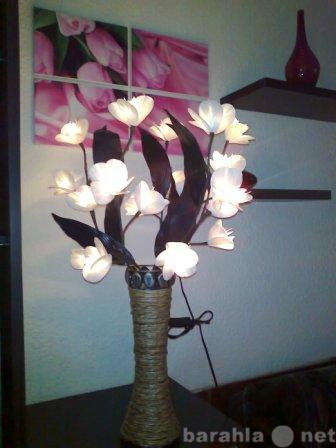 Продам: Светильники в виде цветов