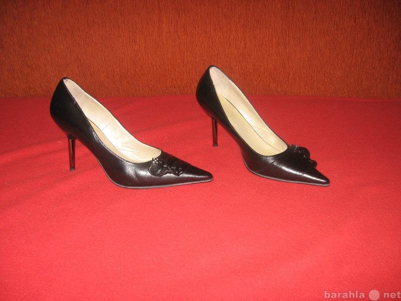 Продам туфли черного цвета