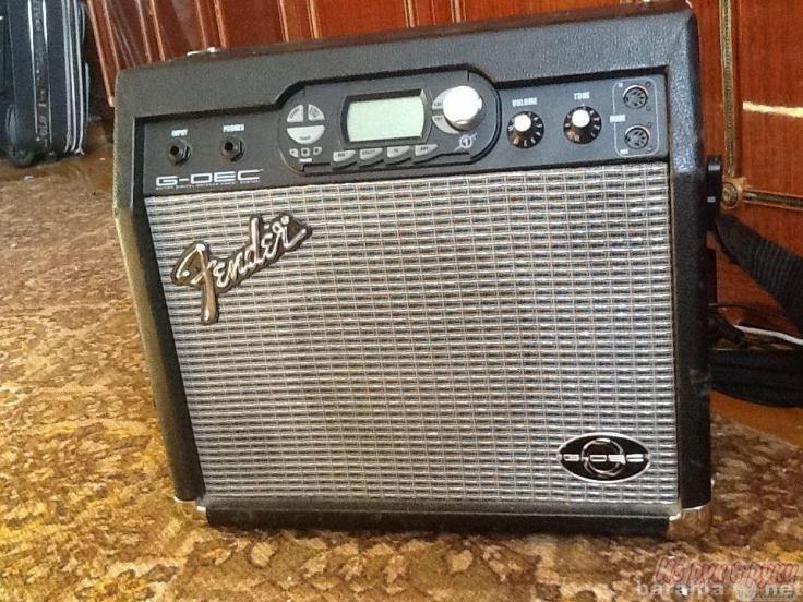 Продам Комбик гитарный Fender G-Dec