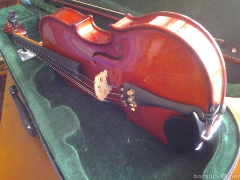 Продам скрипку 1/2 Чехия в комплекте и без