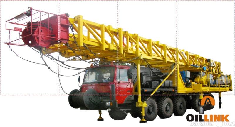 Продам Буровые установки из Китая серии ZJ