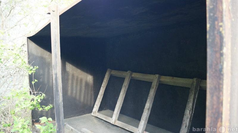Продам: Бак металлический 2 куб.метра