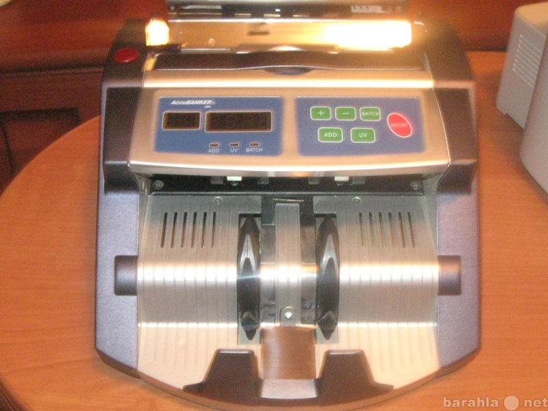 Продам: Продаю счётную машинку-AccuBanker