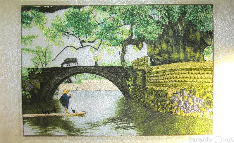 Продам Китайские шелковые картины