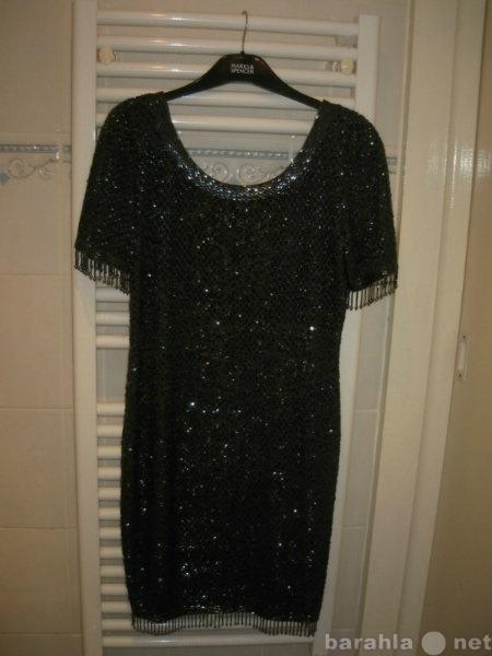 Продам Коктейльное платье, ручная работа