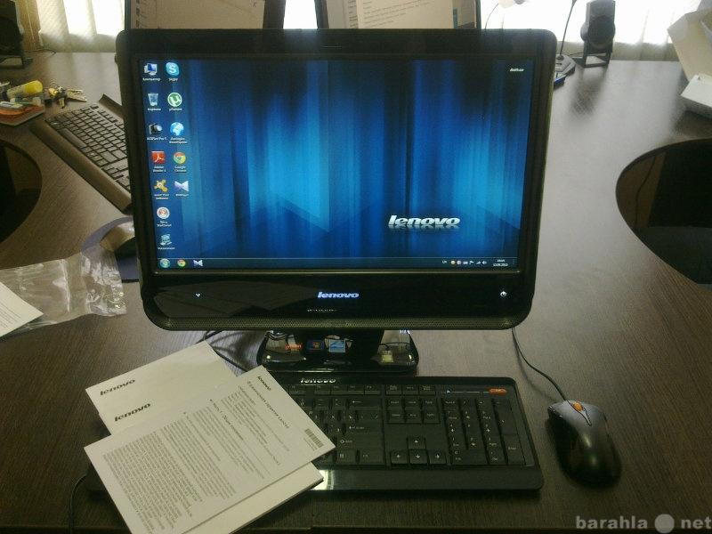 Продам ЗАМЕНА ПК МОНОБЛОК Lenovo C200 2ЯДРА 2ГИ