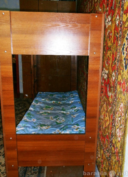 Продам детскую двухъярусную кровать