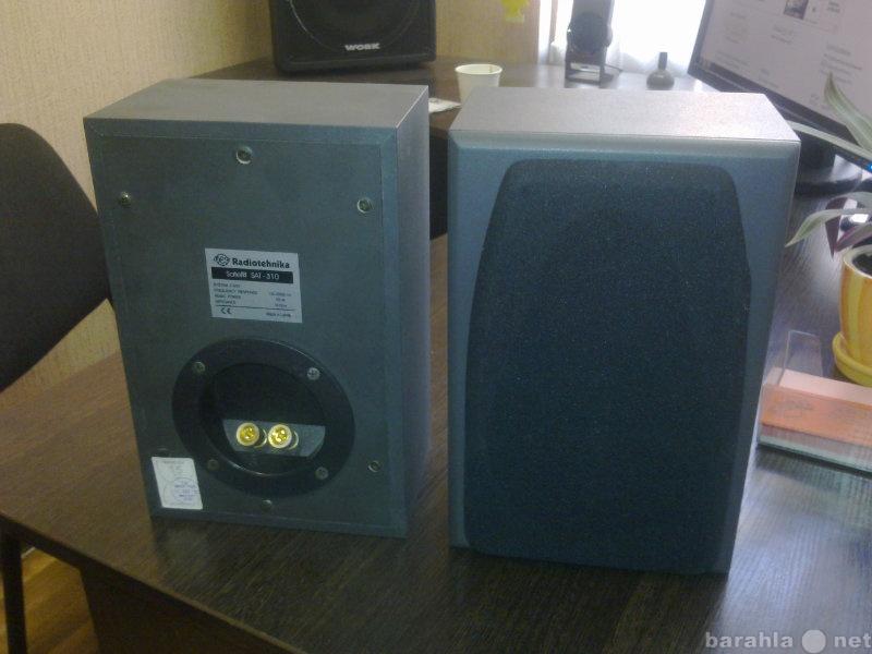 Продам Двухполосные акустические системы Radiot