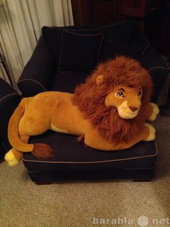 Куплю: Игрушка лев