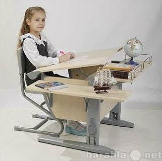 Продам НОВЫЙ комплект мебели ДЭМИ (парта, стул)