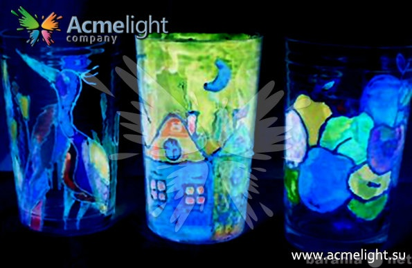 Продам: Самосветящаяся краска от Акмилайт