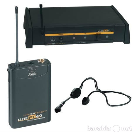 Продам Головная радиосистема AKG WMS40PT AEROBI